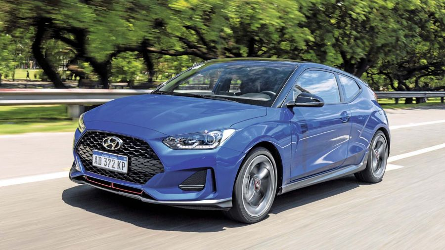 Hyundai Veloster 1.6 T Ultimate 7DCT