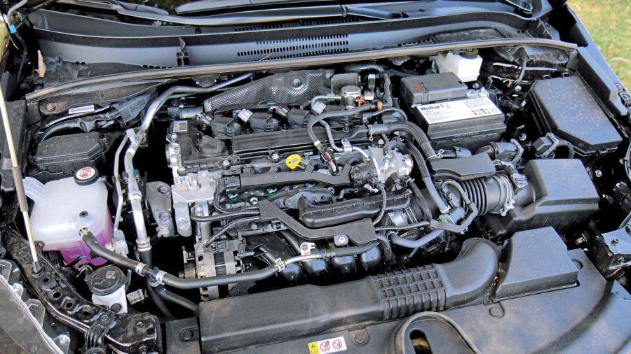 Toyota Corolla 2.0 SEG CVT