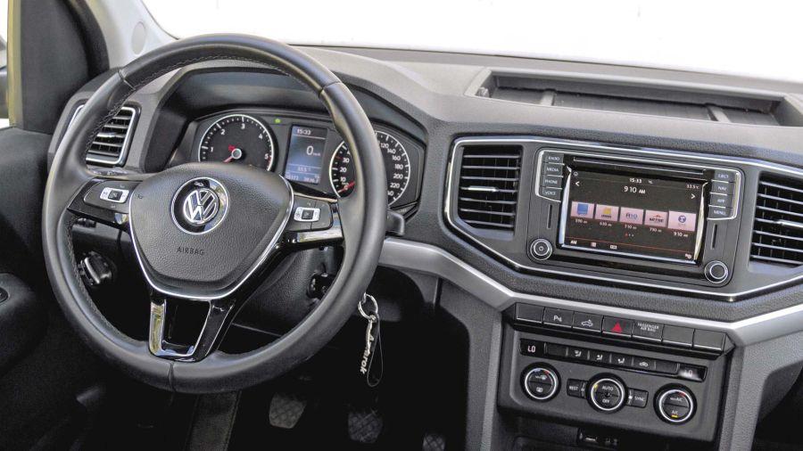 Volkswagen Amarok 2.0 TDI Highline – Nissan Frontier 2.3 LE