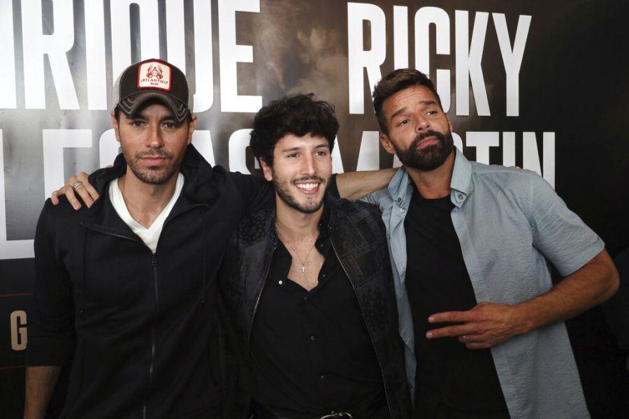 Ricky Martin y Enrique Iglesias se unirán en una gira
