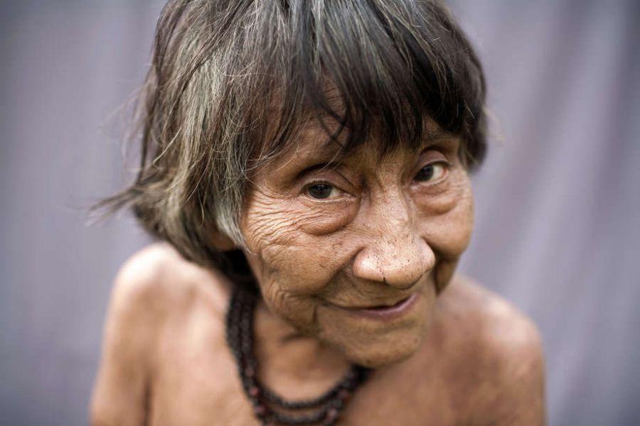 Mujer Awa