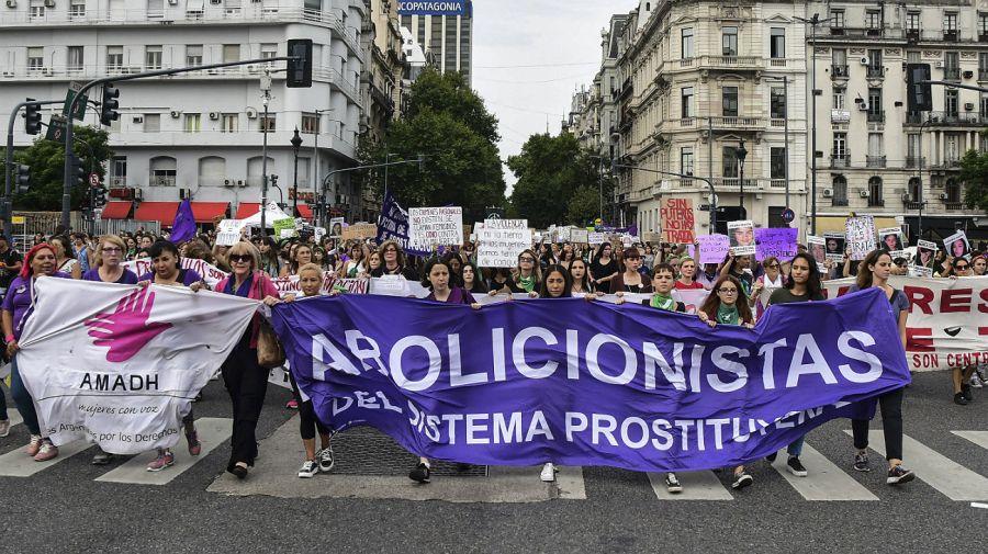 Marchas y movilizaciones por el Día de la Mujer del domingo 8 de marzo.