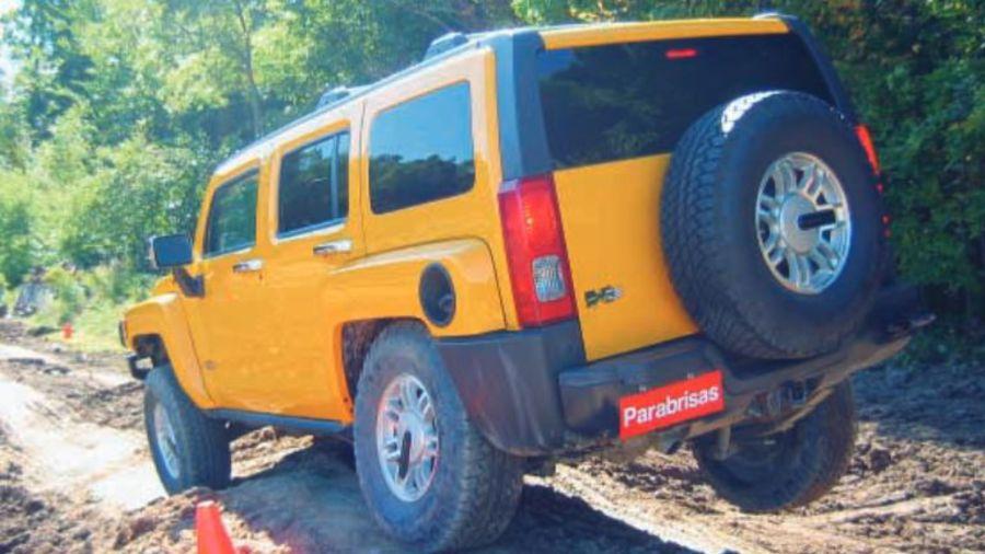 Hummer H3 (Revista Parabrisas)