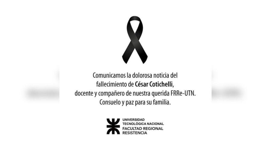primera muerte por coronavirus en el Chaco 20200313