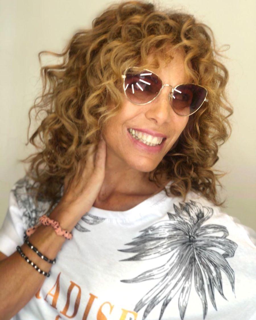 Iliana Calabró apostó a un cambio de look