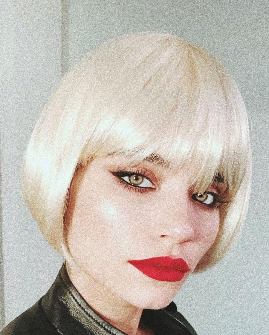 Eva de Dominici cambió de look