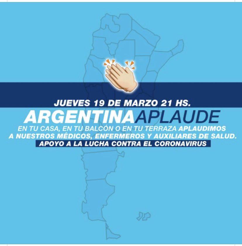 ArgentinaAplaude