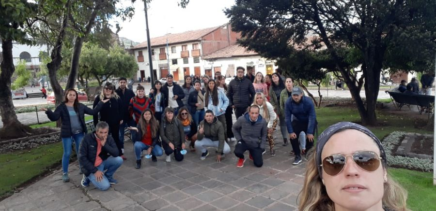 Argentinos varados en Perú