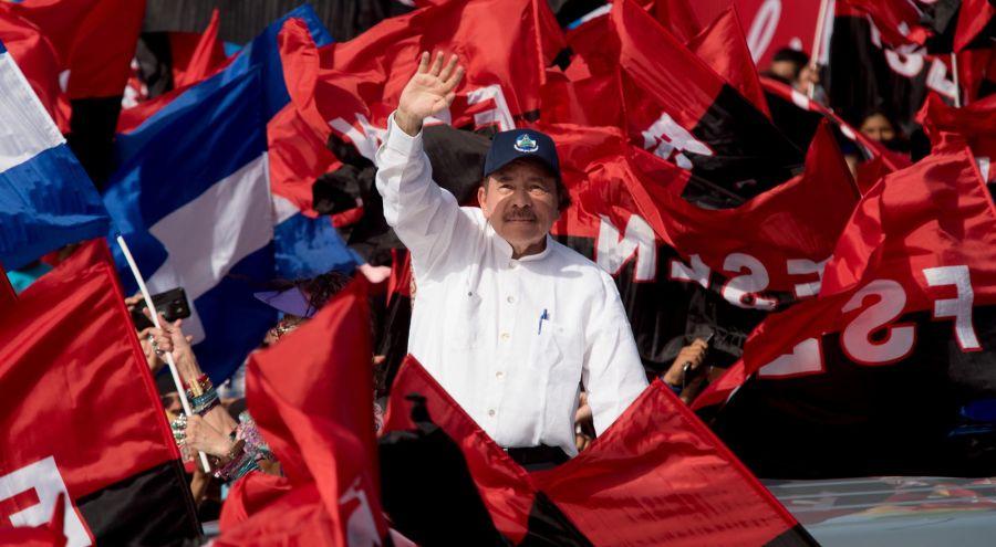 Daniel Ortega 20200316