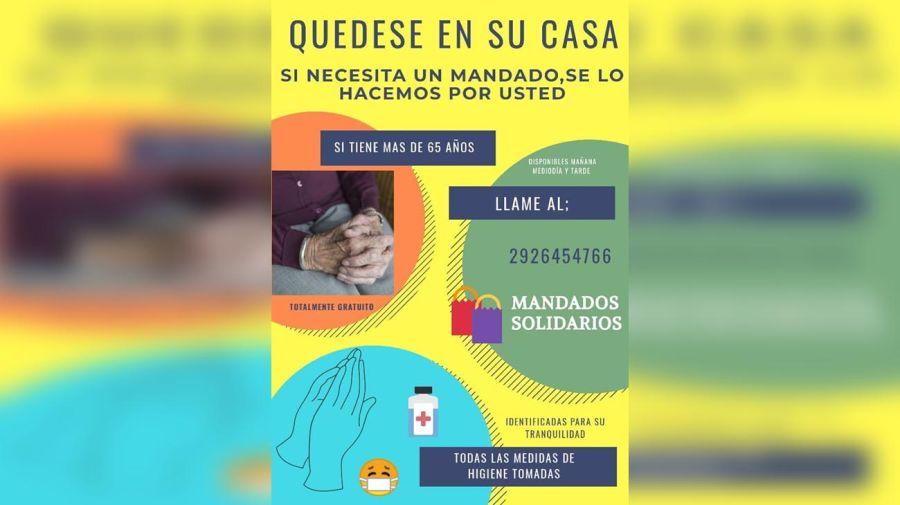 ayuda on-line por facebook 20200317