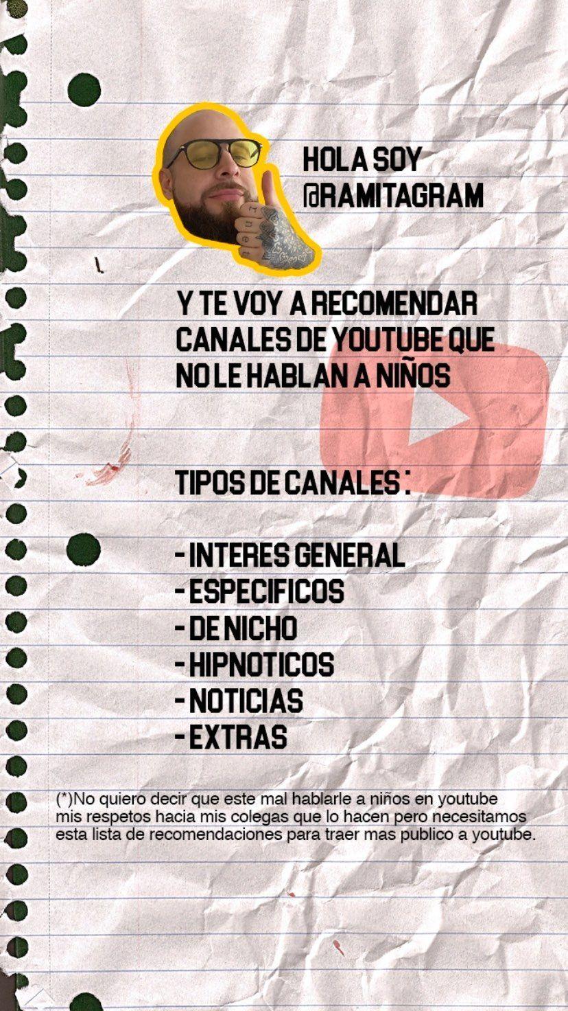 Youtubers por youtubers: los recomendados para ver en cuarentena