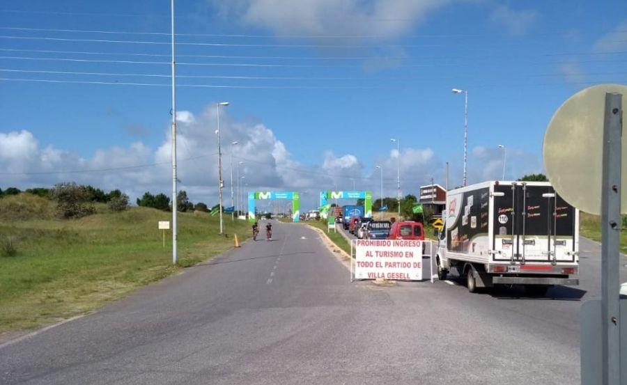 Ruta Costa Atlantica durante la cuarentena