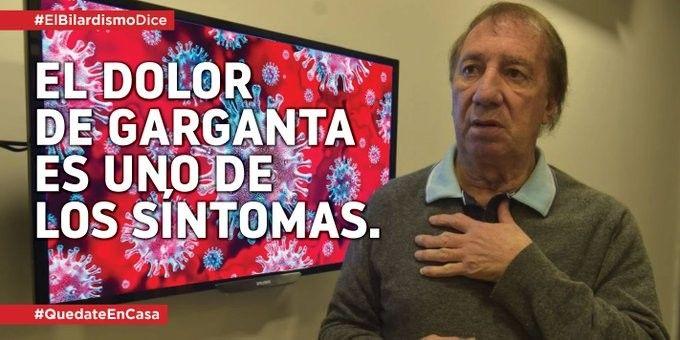 Caros Salvador Bilardo