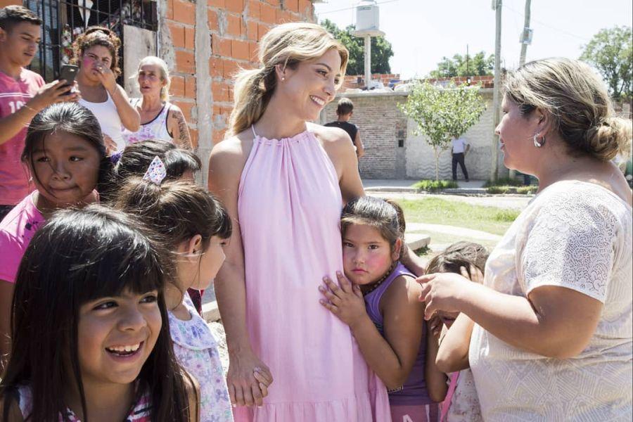 Fabiola Yañéz, un nuevo icono de la moda nacional