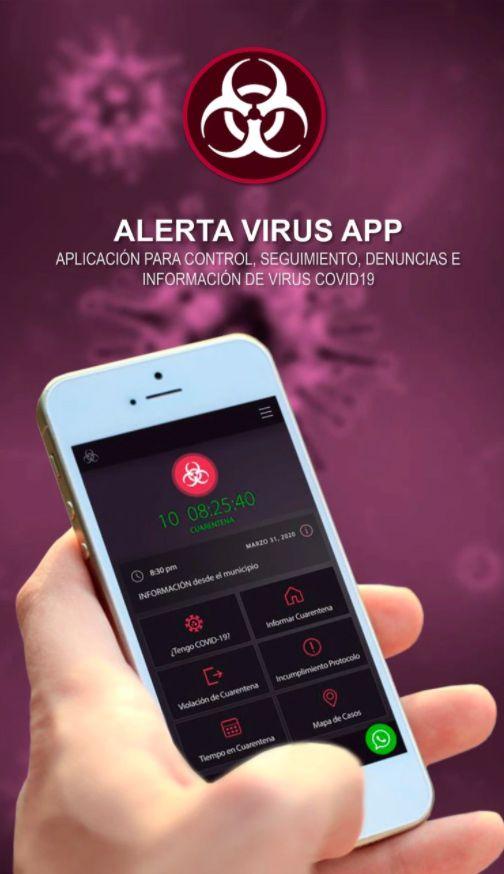 sistema de gestión inteligente contra el coronavirus