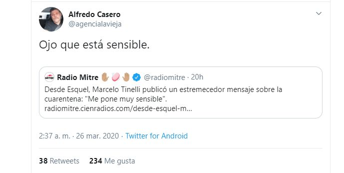 casero contra tinelli 0326