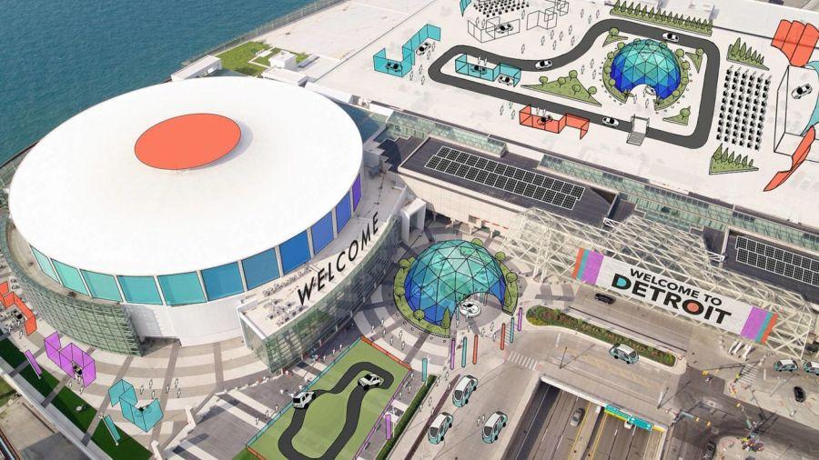 Salón del Automóvil de Detroit 2020