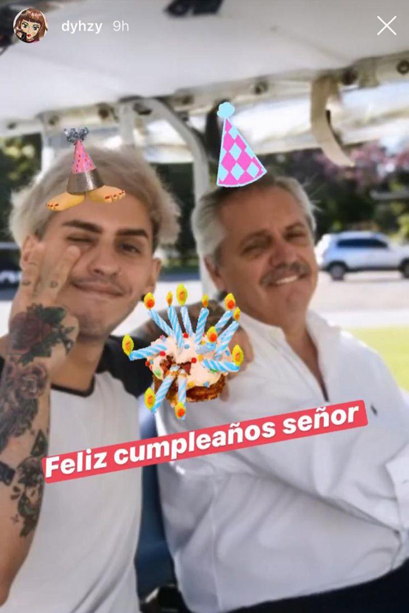 Estanislao Fernández y Alberto