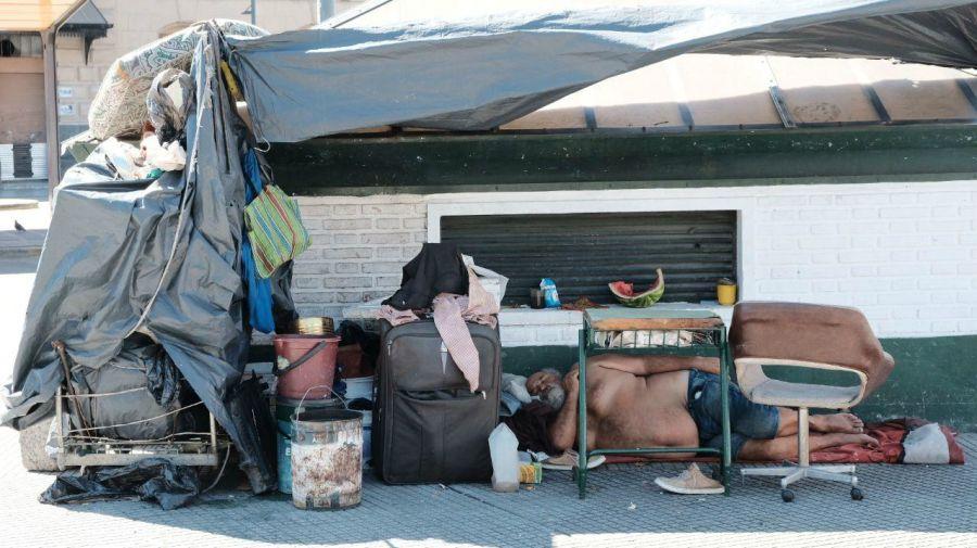 personas en situacion de calle buenos aires nestor grassi