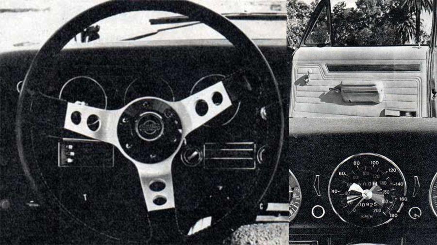 Chevrolet Chevy SS 250 coupé