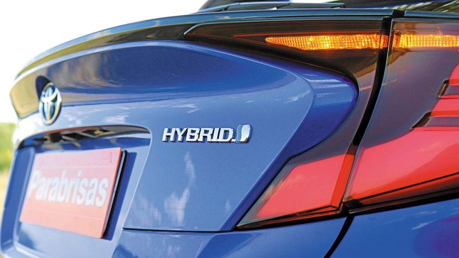 Toyota C-HR 1.8 HV eCVT