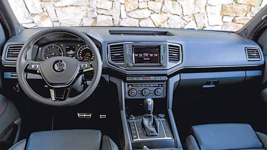 Volkswagen Amarok 3.0 V6 Black Style