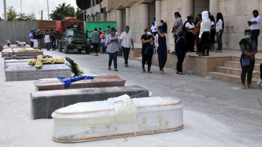guayaquil ecuador pandemia