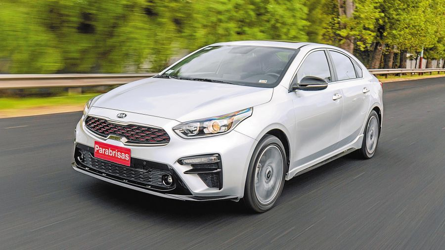 Kia Cerato SX 2.0 GT-Line AT