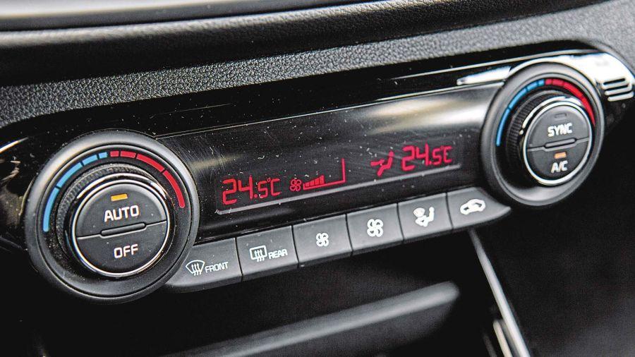 Kia Cerato SX 2.0 GT-Line AT