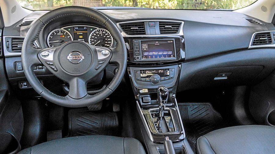 Nissan Sentra Exclusive 1.8 CVT