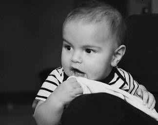 Renn, el cuarto hijo de Ricky Martin