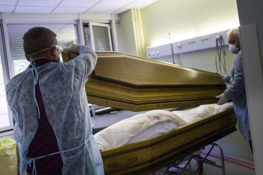 muerte pandemia coronavirus