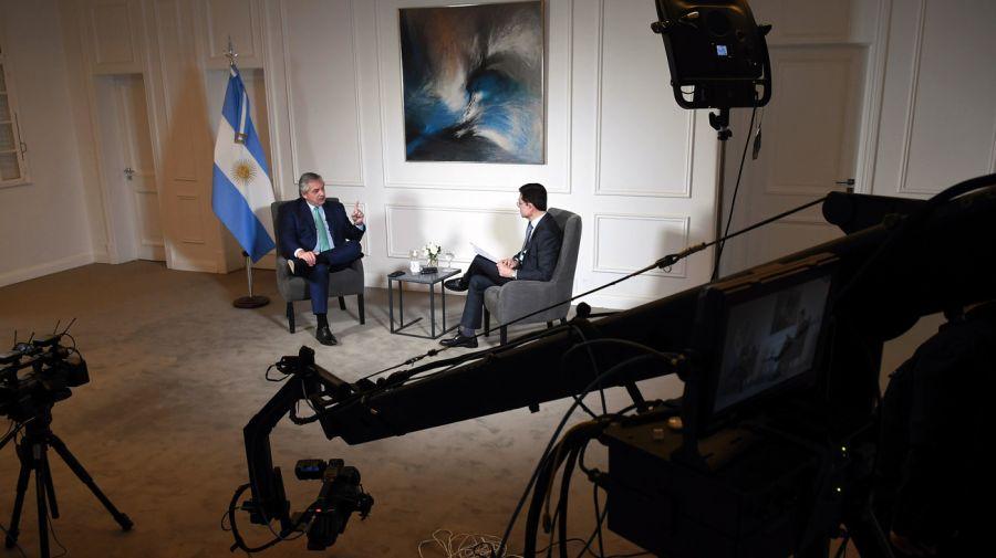 Alberto Fernandez reportaje 20200410-03