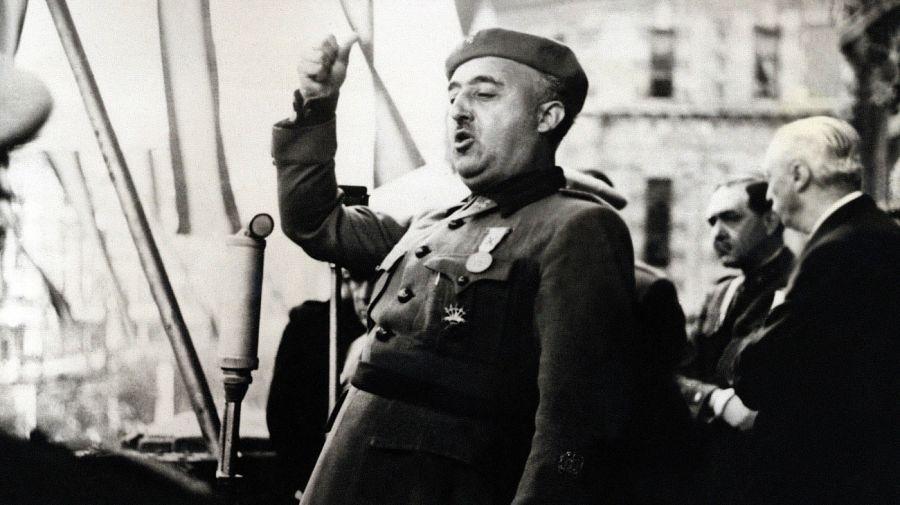 Archivo. El dictador español Francisco Franco.