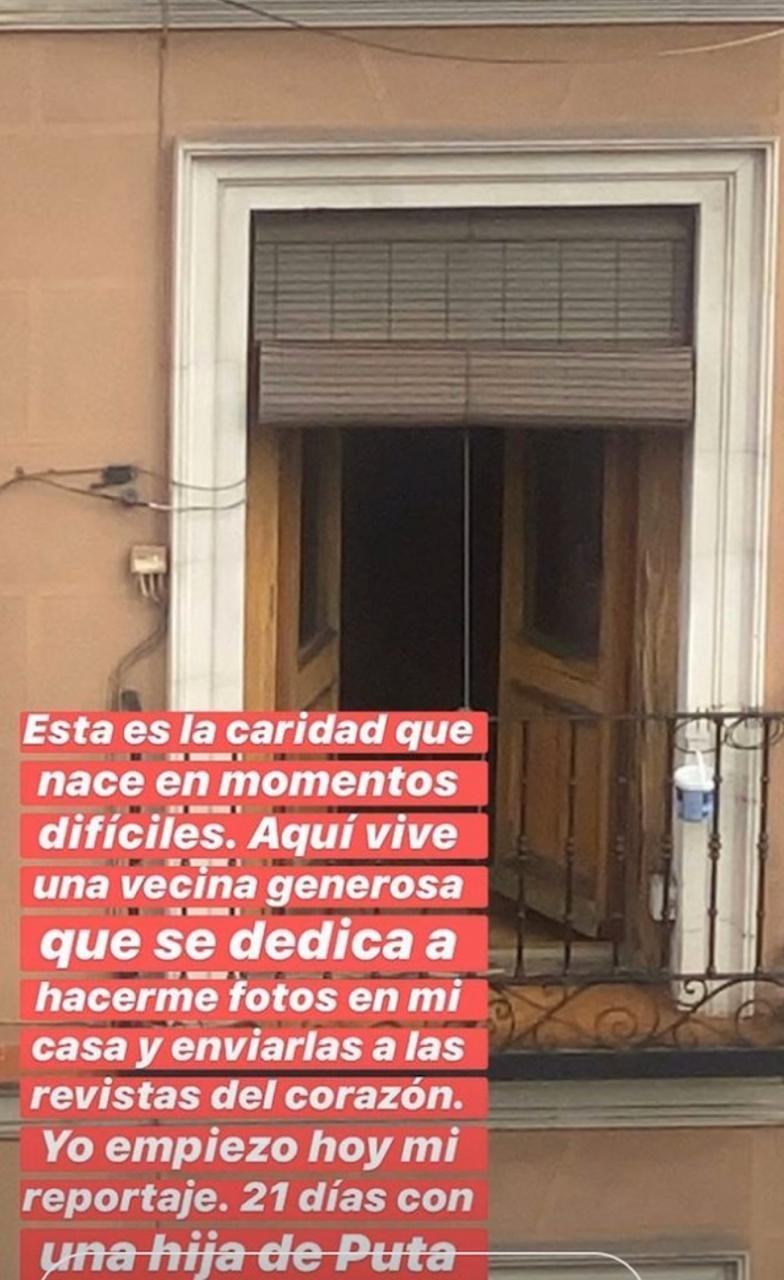 Jaime Lorente denuncia a una vecina en redes sociales