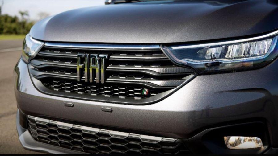 Las barras de Fiat