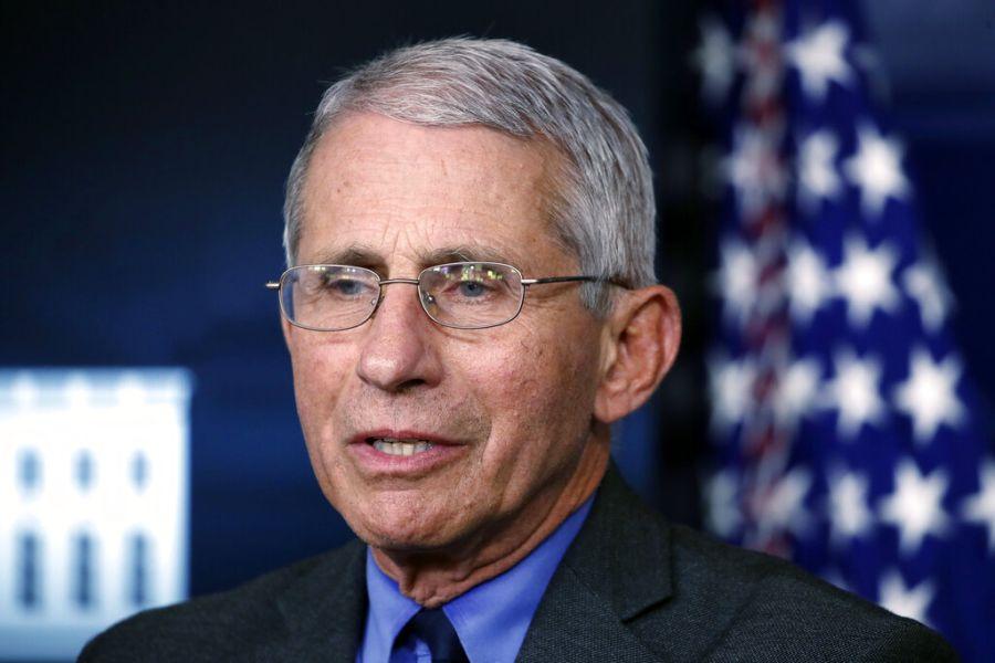 Anthony Fauci dijo que en 2020 no habrá público en el deporte de Estados Unidos