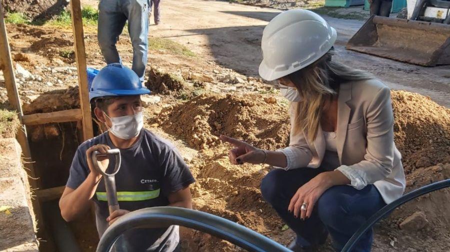 AySA, Malena Galmarini agua potable obra san miguel 1 g_20200418