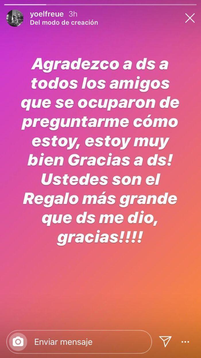 El mensaje del ex de Cristina Pérez tras su separación