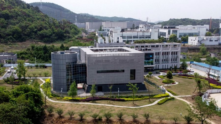 laboratorio wuhan china