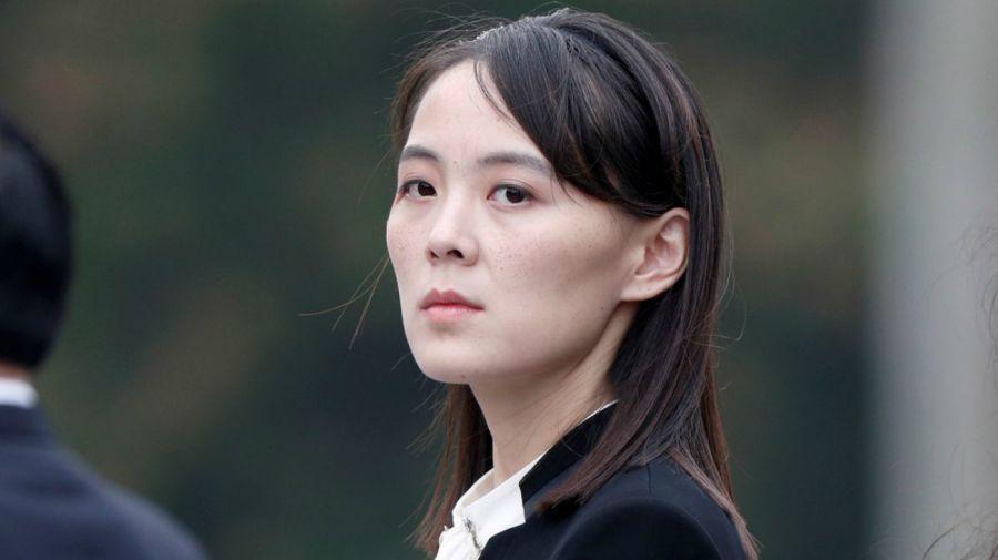 Kim Yo-jong corea del norte