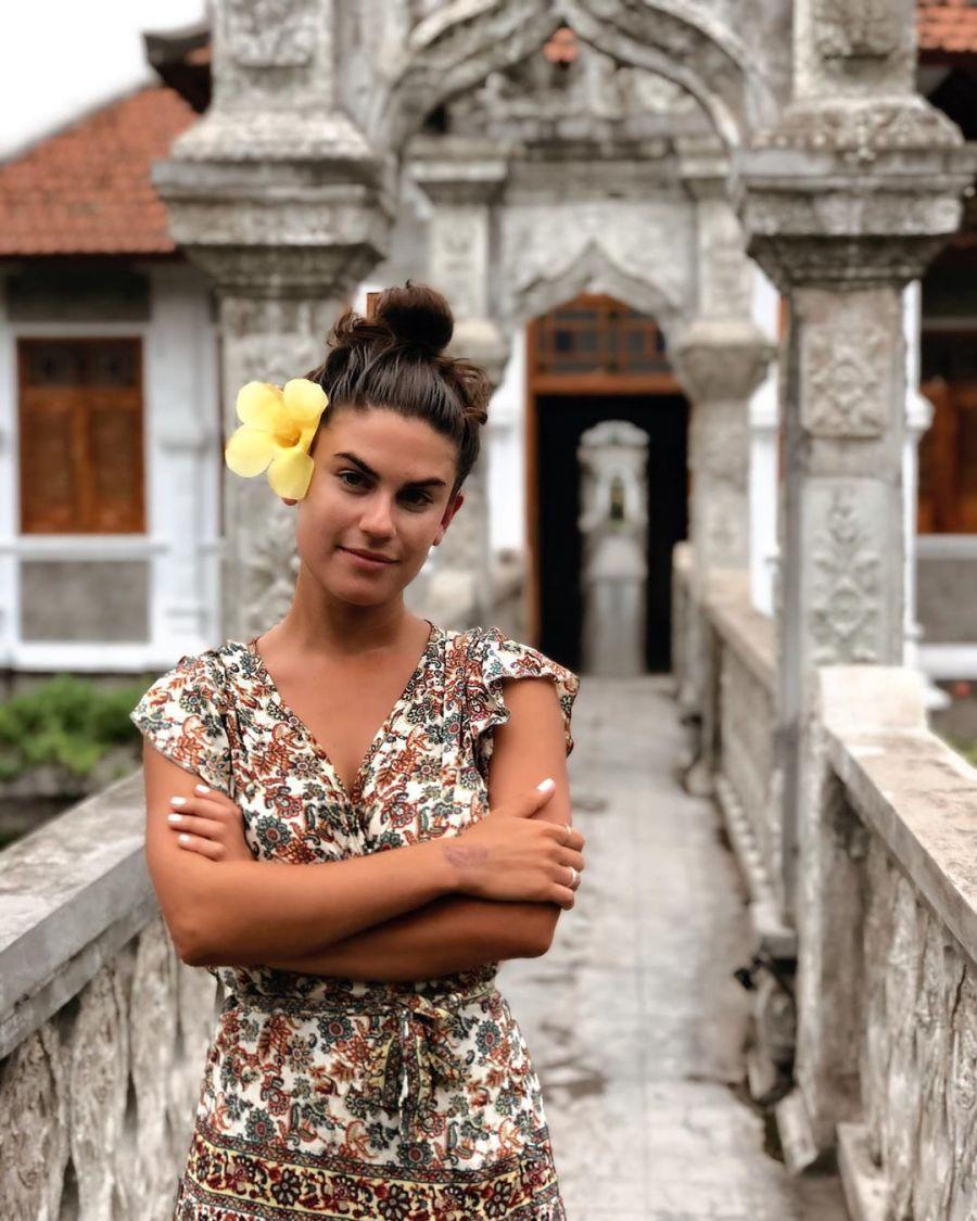 La nueva vida de Luli Torn: quedó varada en Indonesia y se enamoró de un instructor