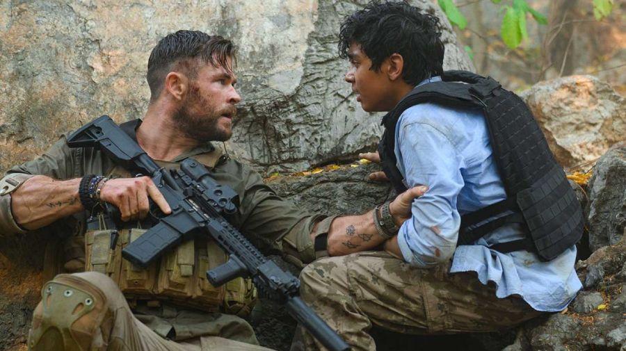 Misión de Rescate Hermanos Russo Chris Hemsworth