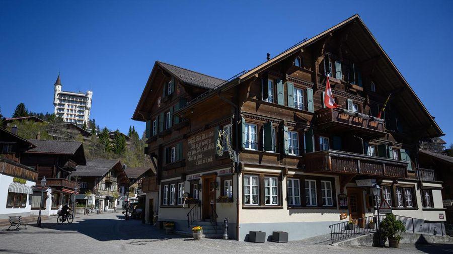 Suiza: plan para dejar la cuarentena
