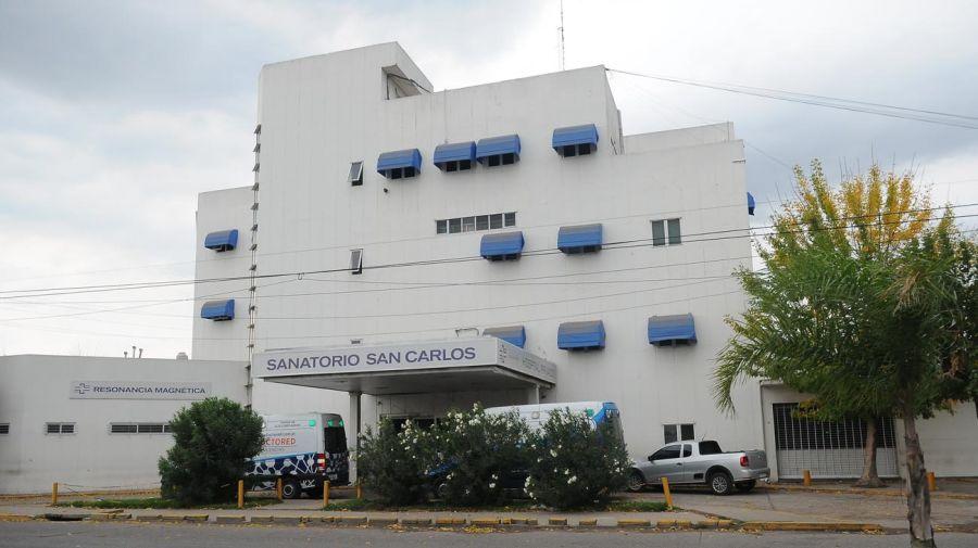 Sanatorio San Carlos Escobar Sergio Piemonte 20200425