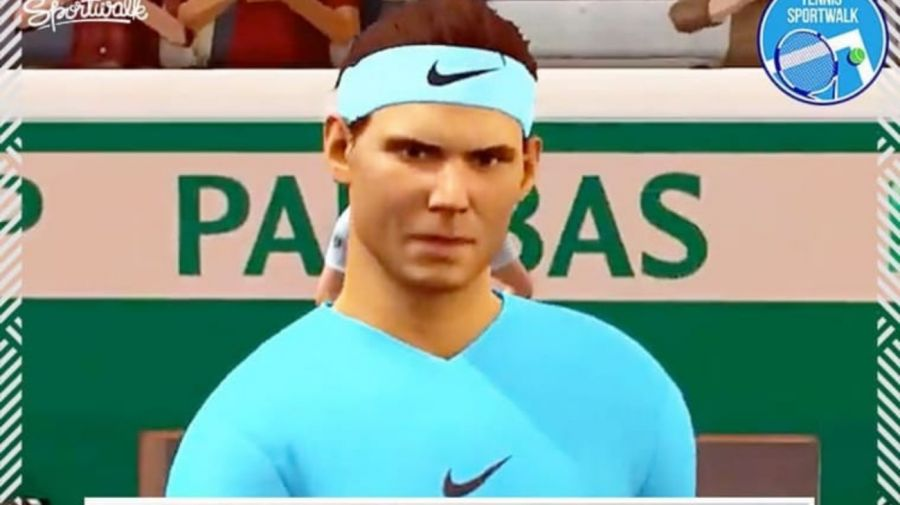 Torneo de Madrid 2020 Tenis virtual