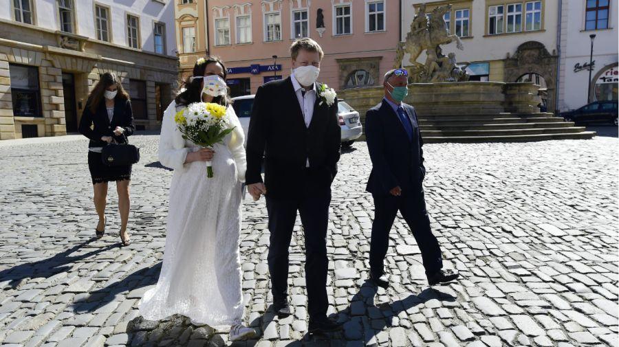 Bodas en el mundo de la pandemia