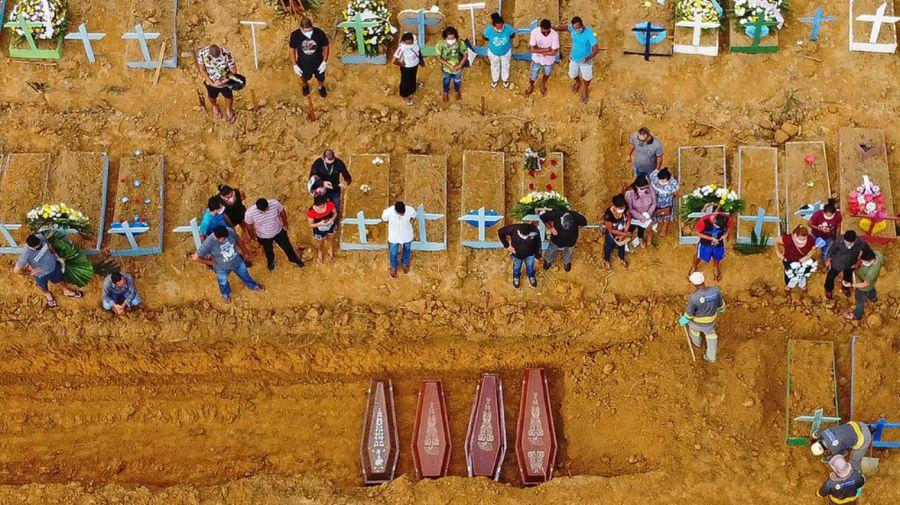 brasil manaos cementerio