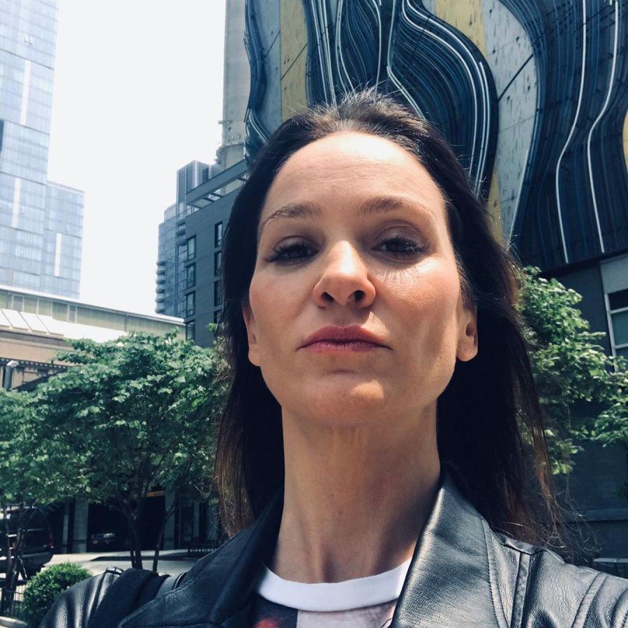 La ex modelo Inés Rivero confirmó que tiene esclerosis múltiple