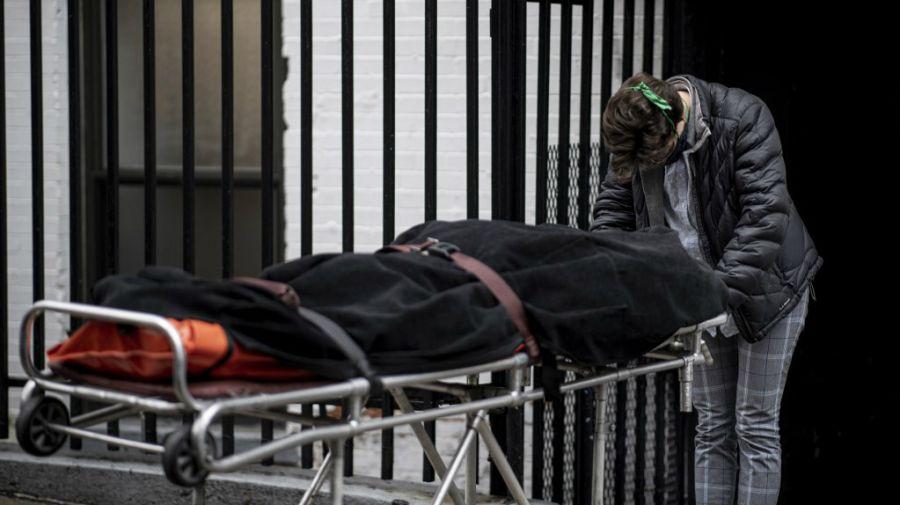 nueva york estados unidos cadaveres